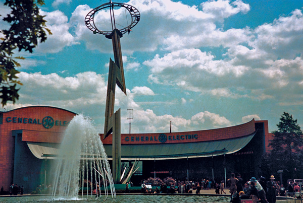 World's Fair Postcards