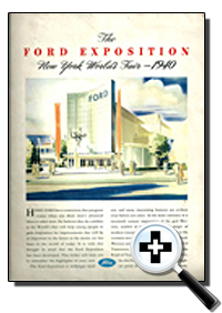 1940 Ford Brochure