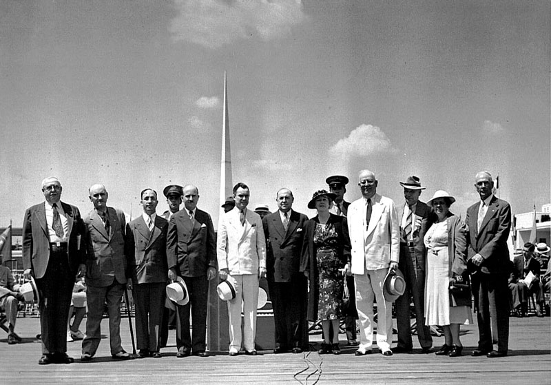 World's Fair - Group Photo