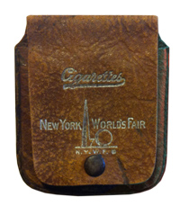 World's Fair Cigarette Case