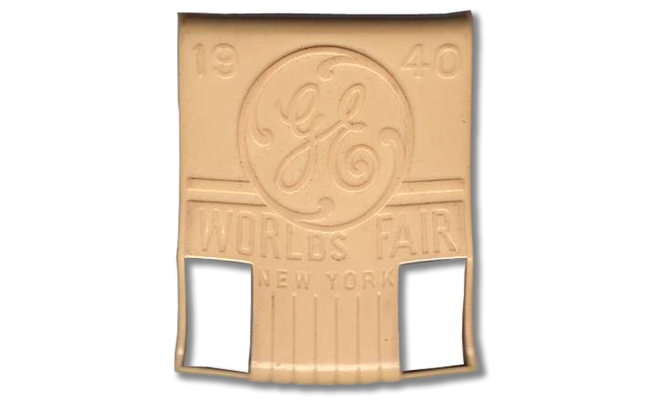GE Matchbook Holder