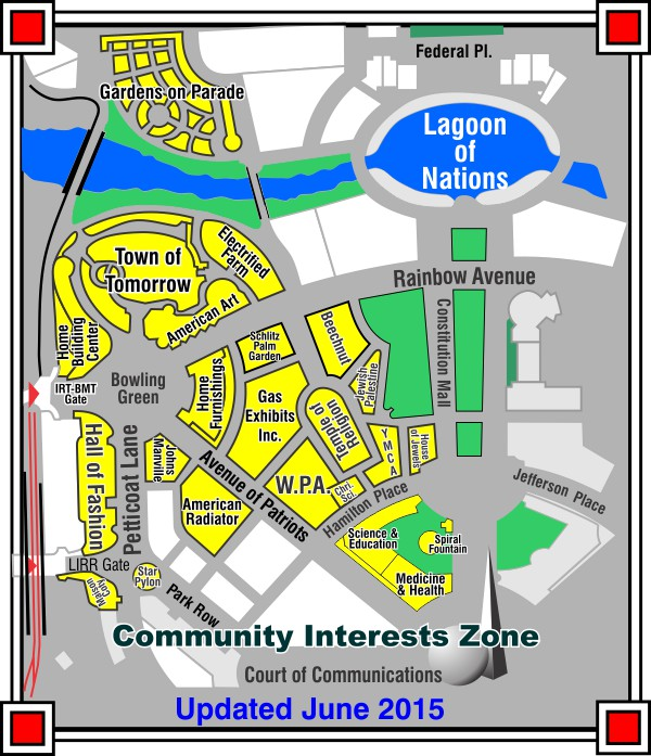 Community Interests Zone