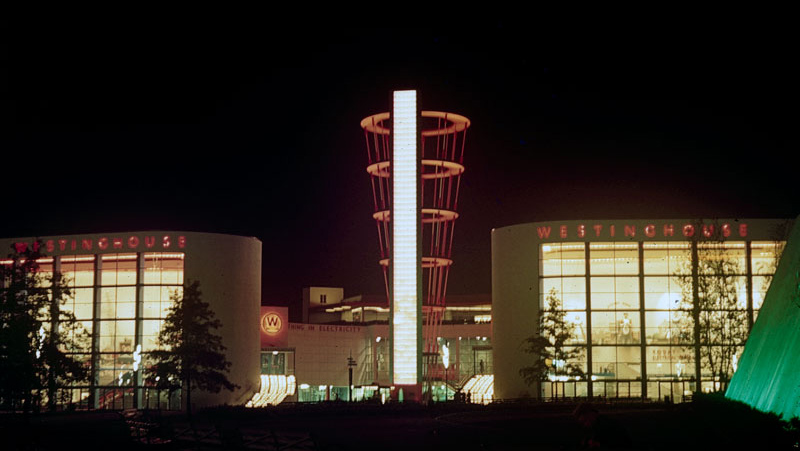 Westinghouse at Night